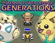 Pokémon Defensa de la Torre