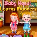 Baby Hazel Learns Manners
