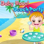 Baby Hazel: Beach Party